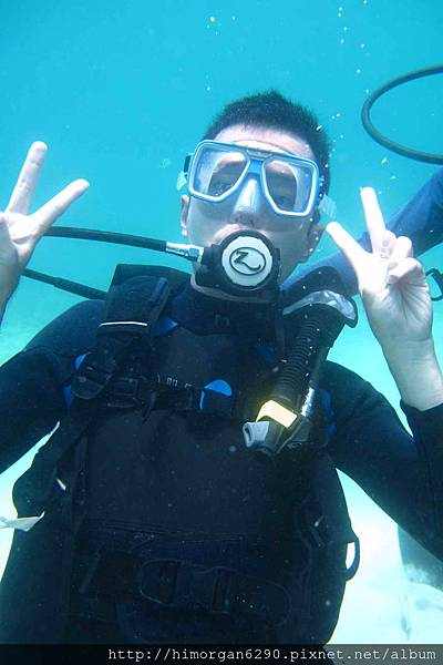 長灘島深潛-2