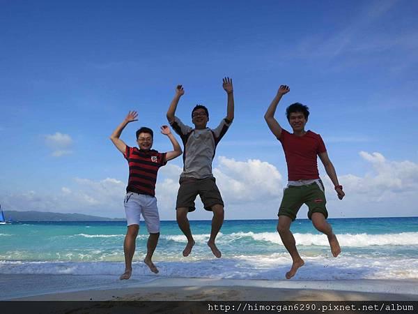 長灘島跳跳跳-1