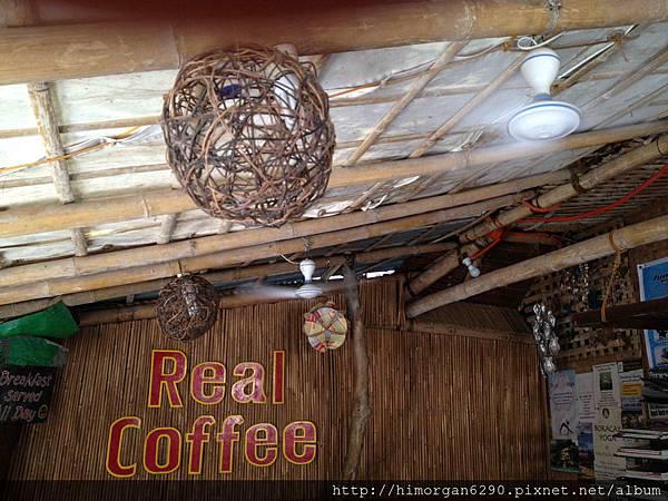 長灘島Real Coffee-1