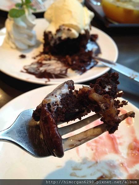 咖啡弄手工布朗尼蛋糕-2