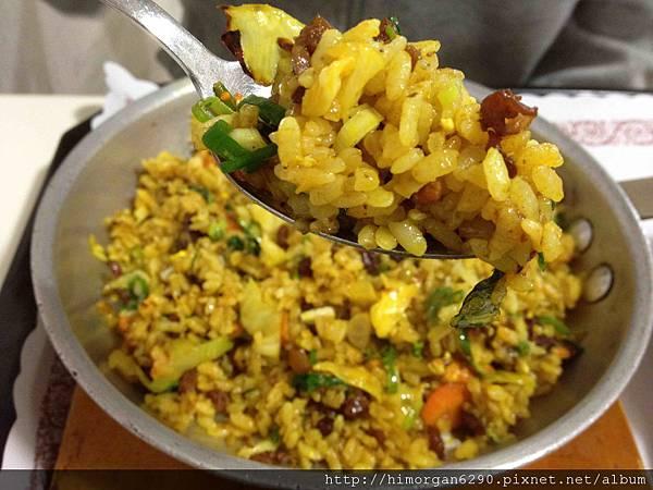 印度風咖哩香烤培根燒肉飯-1