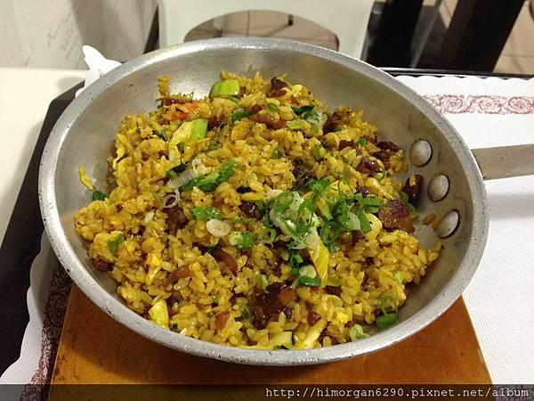印度風咖哩香烤培根燒肉飯