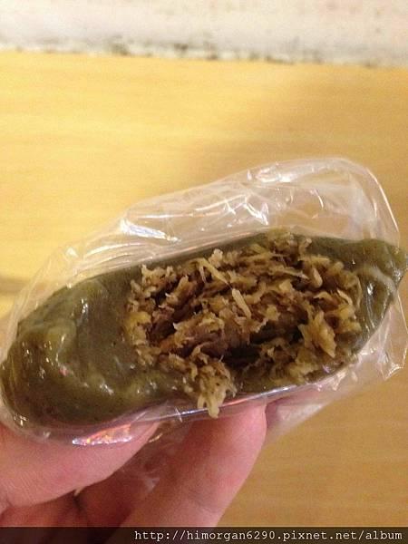 九份老街阿蘭草仔粿-菜蒲米-1