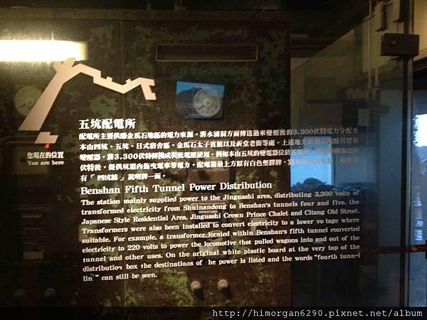 金瓜石黃金博物館-本山五坑坑道-2