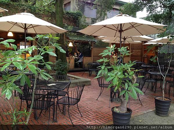 金瓜石黃金博物館休息區