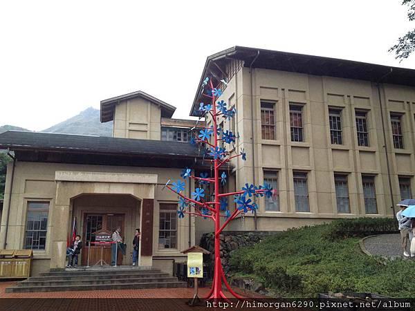 金瓜石黃金博物館行政辦公室