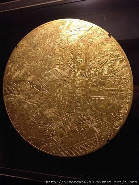 金瓜石黃金博物館-黃金館-8