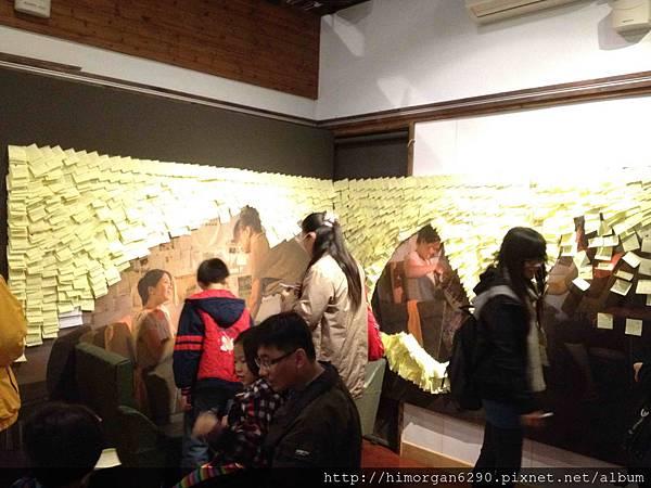金瓜石黃金博物館-礦山紙上電影特展-7