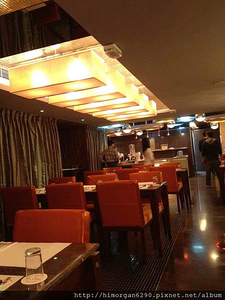 台中文華道會館用餐環境