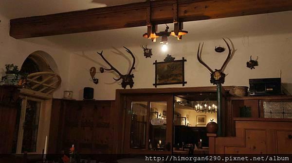 Austria Hallstatt餐廳