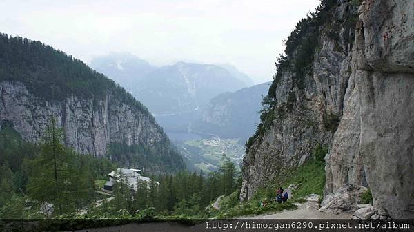 Hallstatt Giant Ice Cave入口