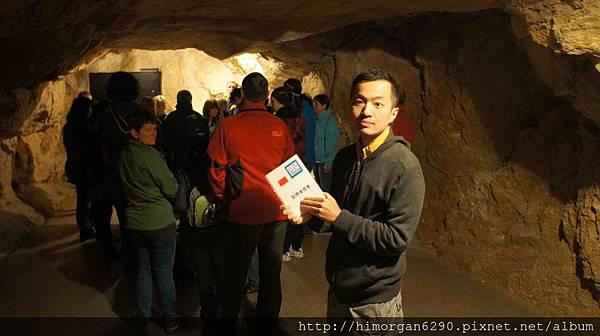 Hallstatt Giant Ice Cave說明書