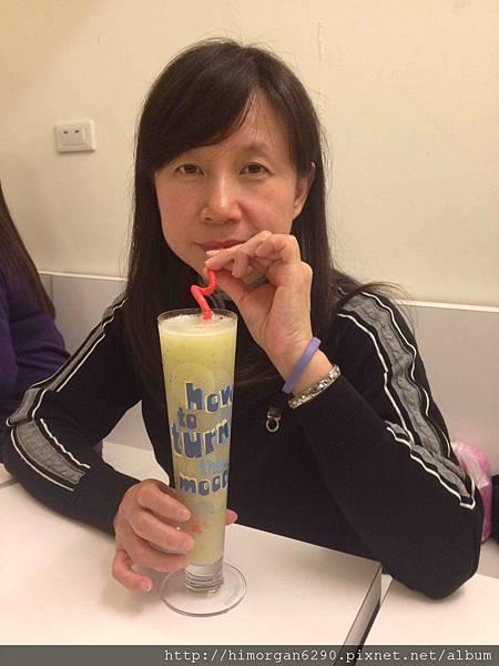 膾炙餐坊晚餐奇異果汁-1