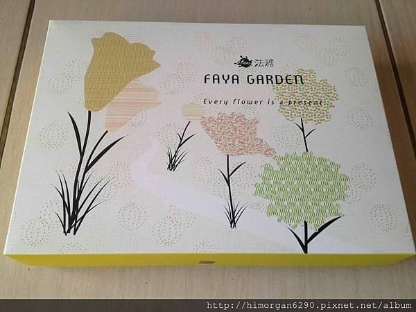 法雅法式花園甜點法雅波爾多禮盒-1