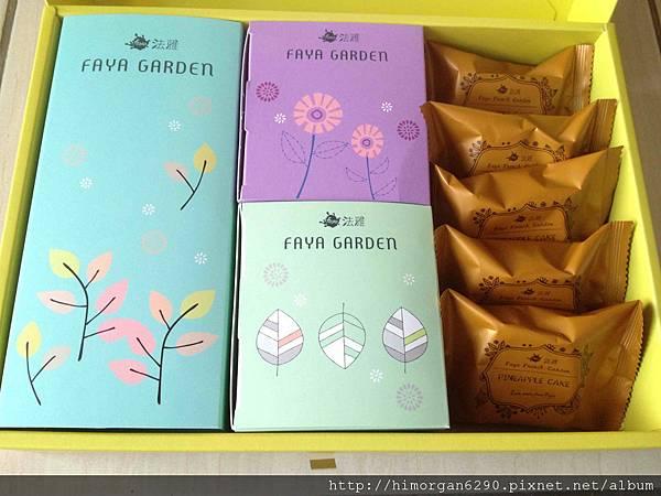 法雅法式花園甜點法雅波爾多禮盒-3