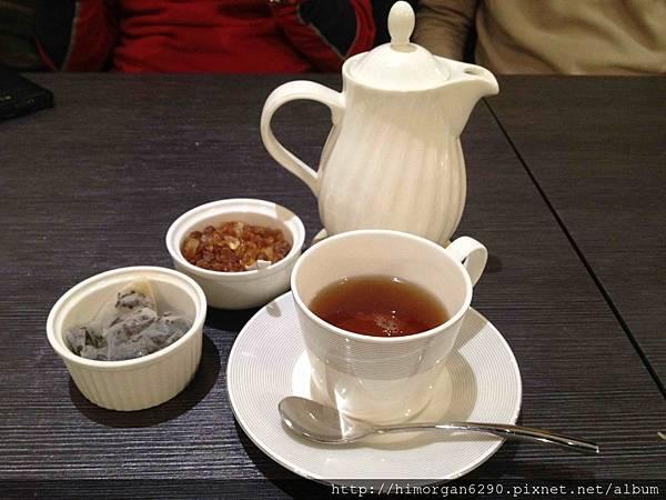 Bravo普拉伯義大利坊-法式焦糖茶
