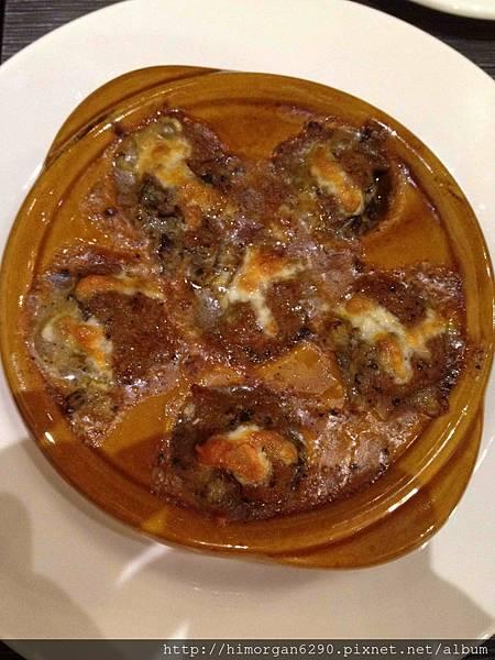 Bravo普拉伯義大利坊-焗烤田螺
