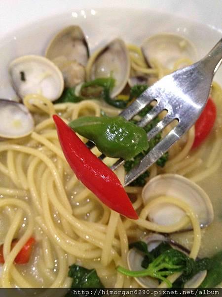 普拉伯義大利坊-白酒蛤俐義大利麵-1