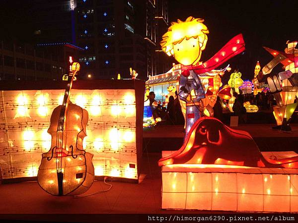 2013新竹燈會-小王子