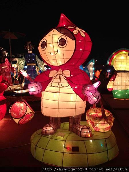 2013新竹燈會-小紅帽