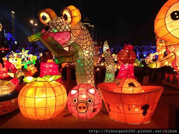 2013新竹燈會-蛇-1