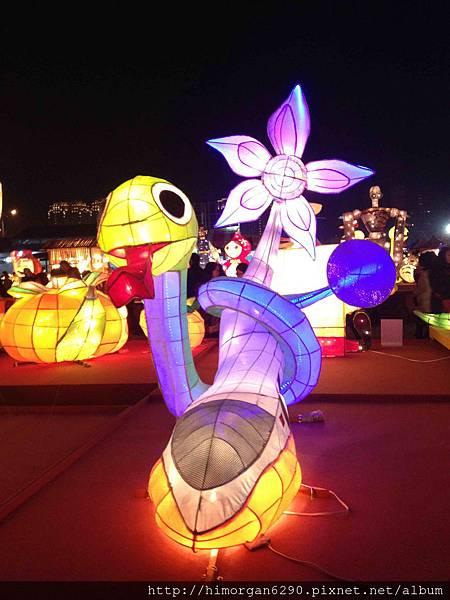 2013新竹燈會-蛇-3