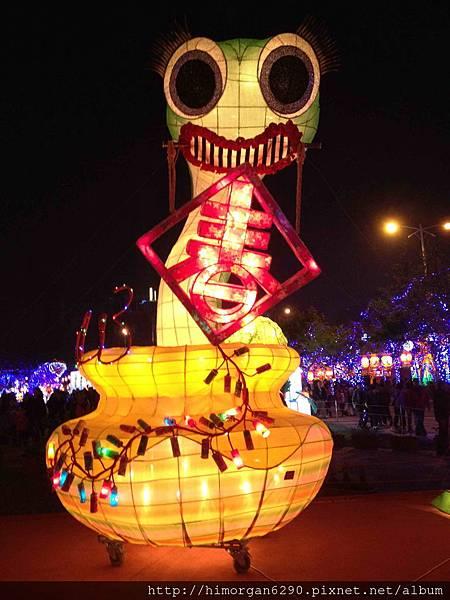 2013新竹燈會-蛇-4