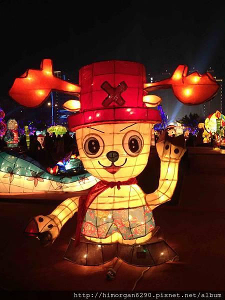 2013新竹燈會-喬巴