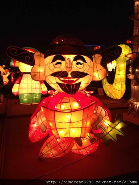 2013新竹燈會-福神