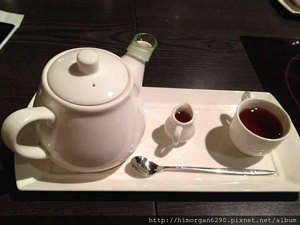 水舞饌-熱澎大海蜜茶
