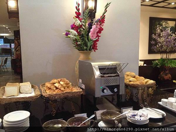 泰國-Pinnacle Lumpinee-buffet breakfast-1