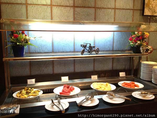 泰國-Pinnacle Lumpinee-buffet breakfast-2