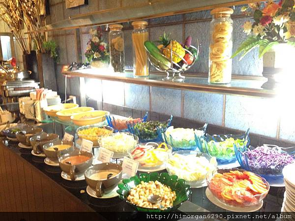 泰國-Pinnacle Lumpinee-buffet breakfast-5