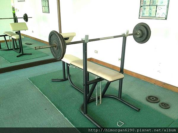 泰國-Pinnacle Lumpinee-gym-1