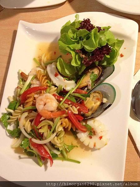 泰國-Bug&Bee海鮮沙拉