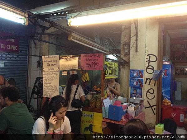 泰國-考山路40年老店-1