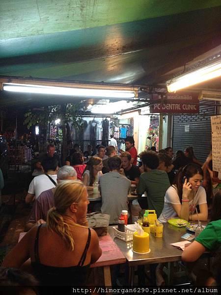 泰國-考山路40年老店-2