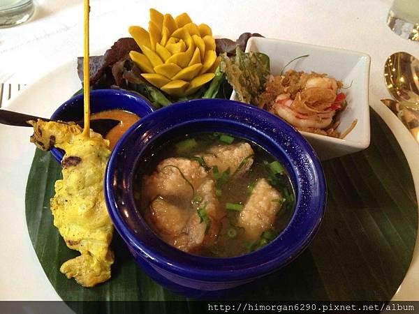泰國-Blue Elephant湯