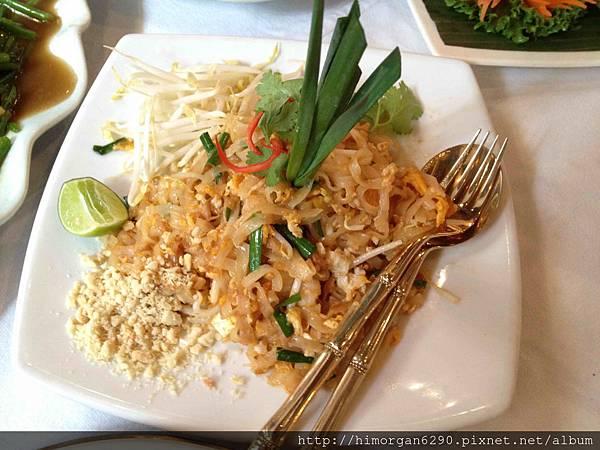 泰國-Blue Elephant主菜-1