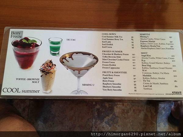 泰國-Summer menu-3