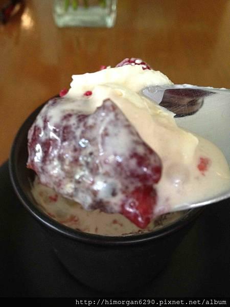 泰國-Summer-Raspberry Smash覆盆子巧克力+覆盆子拿鐵冰淇淋-2