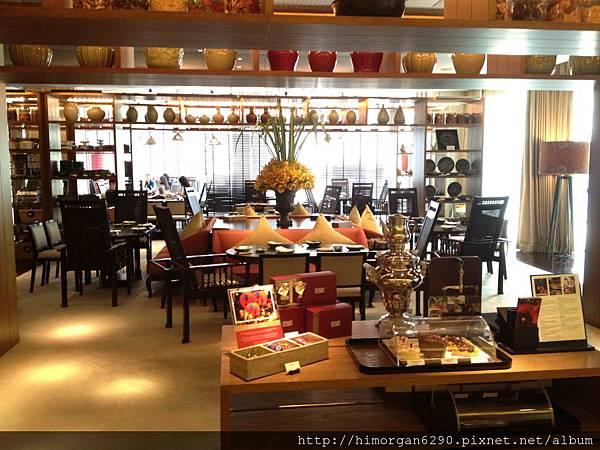泰國-凱悅下午茶