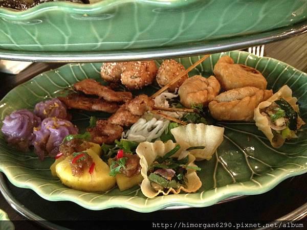 泰國-凱悅下午茶-點心-2