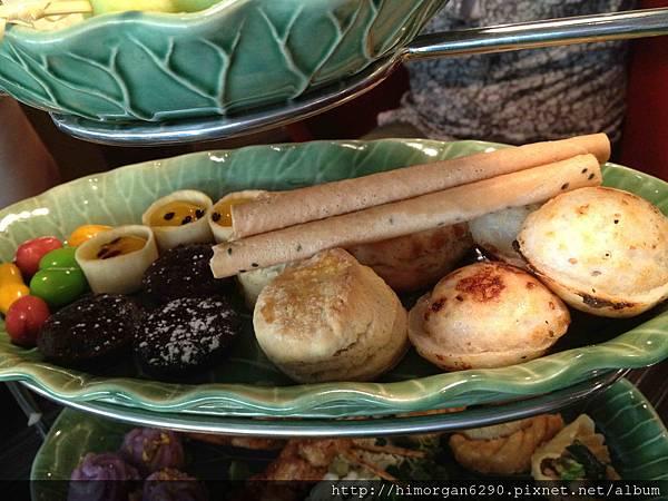 泰國-凱悅下午茶-點心-3