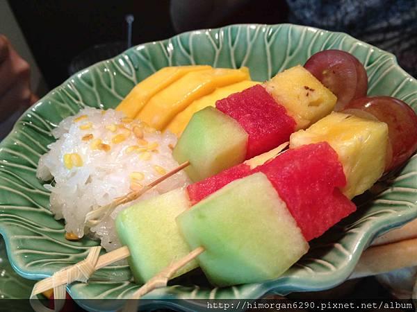 泰國-凱悅下午茶-點心-4