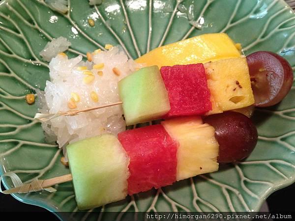 泰國-凱悅下午茶-點心-7