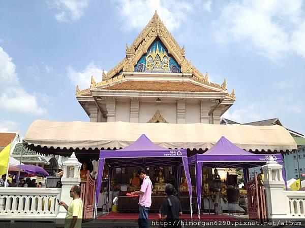 泰國-金佛寺-零售