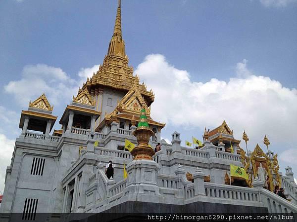 泰國-金佛寺-2