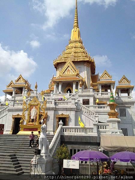 泰國-金佛寺-3