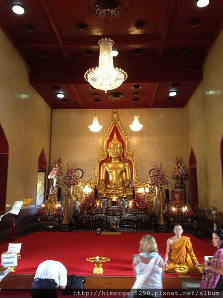 泰國-金佛寺-4